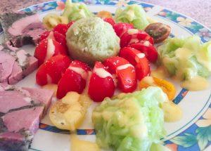 sorbet concombre 3 300x215 - Sorbet au concombre (recette Companion)