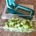 sorbet concombre prepa 1 150x150 - Sorbet au concombre (recette Companion)