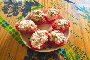 IMG 0669 300x201 - Tomates farcies au thon