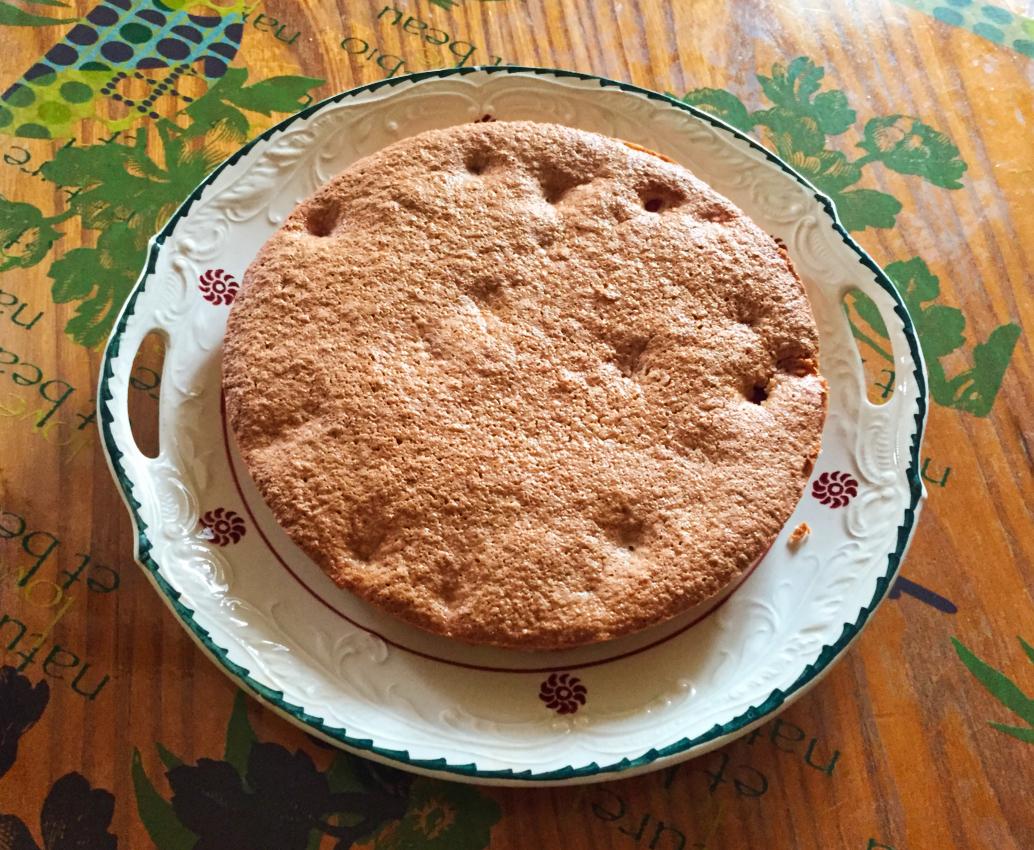 IMG 0672 - Gâteau lorrain aux griottes