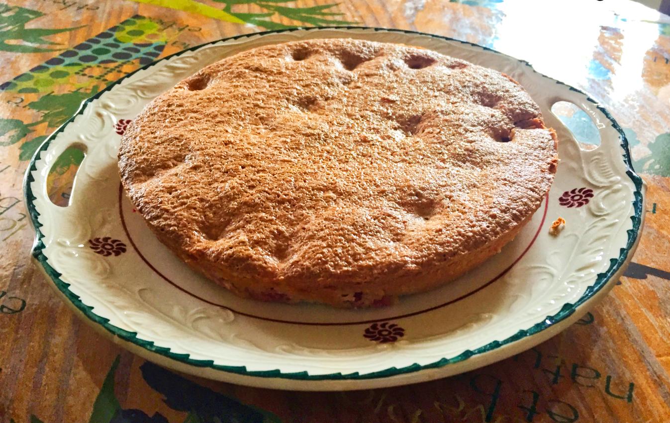 IMG 0673 - Gâteau lorrain aux griottes