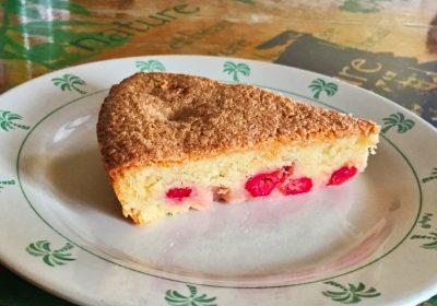 IMG 0674 400x280 - Gâteau lorrain aux griottes