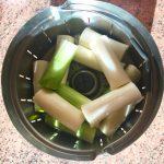 IMG 0682 150x150 - Poireaux vinaigrette (recette Companion)