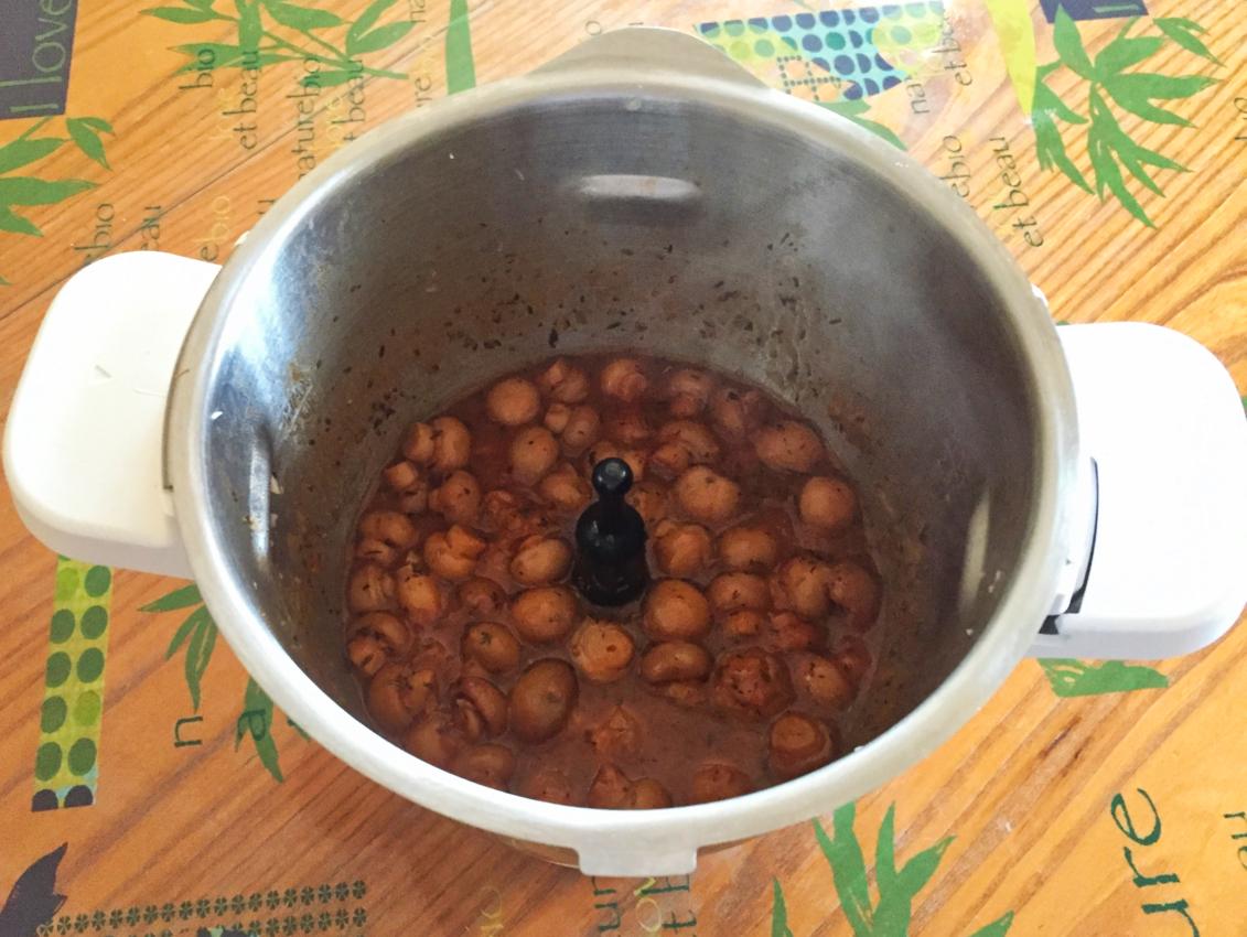 IMG 0990 - Champignons à la grecque (recette Companion)