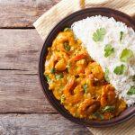 curry crevettes 150x150 - Curry de crevettes (recette Companion)