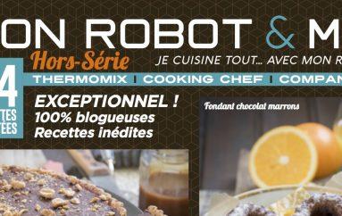 Mon robot & moi – Hors série n°1 : Le Chocolat