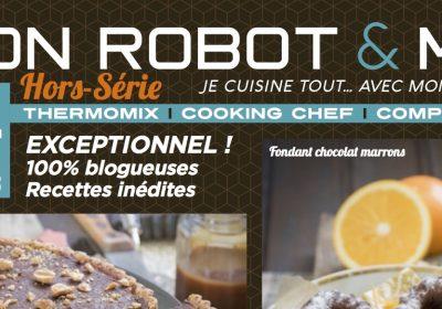 HS CHOCO MONROBOT header 400x280 - Mon robot & moi - Hors série n°1 : Le Chocolat