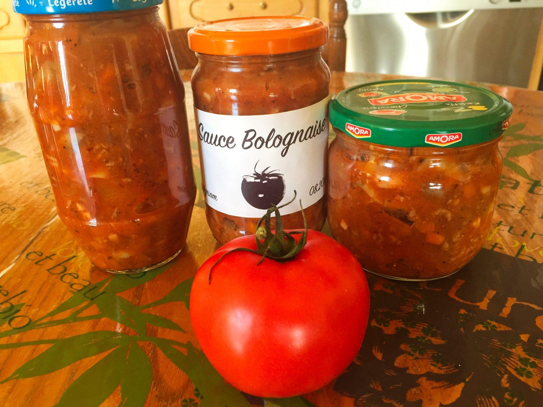 IMG 0845 - Sauce Bolognaise (recette Companion)