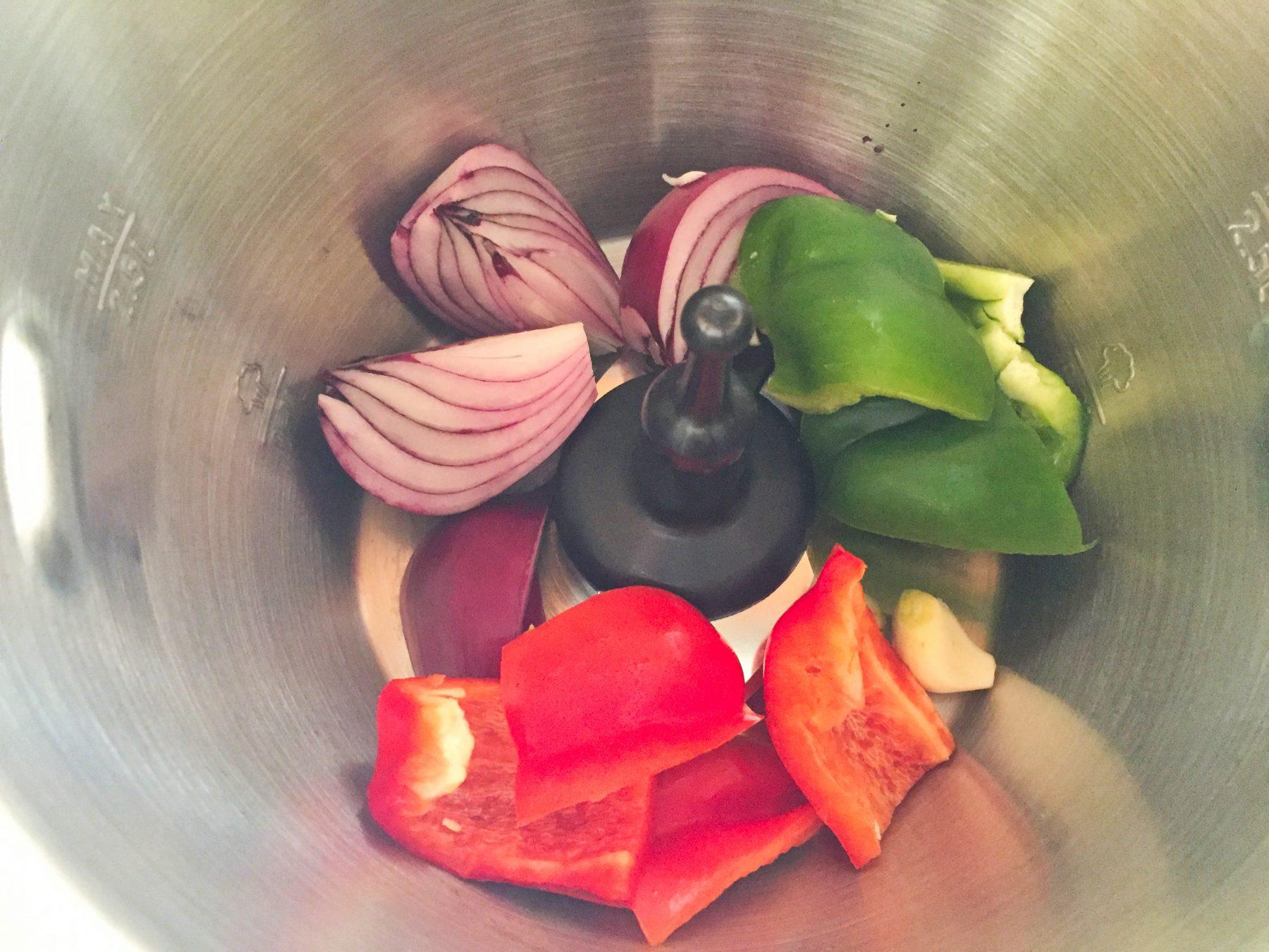 IMG 0851 - Pommes de terre au chorizo (recette Companion)
