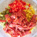 IMG 0987 150x150 - Salade de riz au chorizo