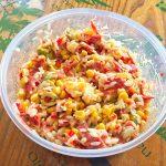 IMG 0989 150x150 - Salade de riz au chorizo