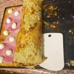 IMG 1073 150x150 - Roulé de pommes de terre au jambon et à la mozzarella (recette Companion)