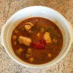 IMG 1182 150x150 - Poulet tomates et champignons (recette Companion)