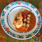 IMG 1184 150x150 - Poulet tomates et champignons (recette Companion)