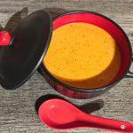 IMG 1332 150x150 - Velouté de tomates basilic et chèvre (Recette Companion)