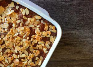 IMG 1401 300x215 - Gâteau d'Eve (pommes / amandes)