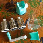 IMG 1472 150x150 - On a testé : La râpe / trancheuse multifonctions Baban