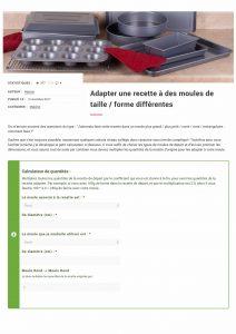 adapter moules taille forme 212x300 - Adapter les recettes classiques au Companion (ou inversement)