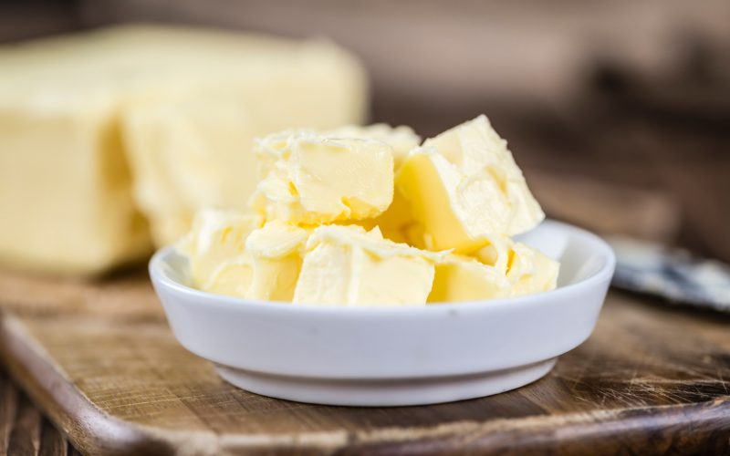 Beurre fait maison