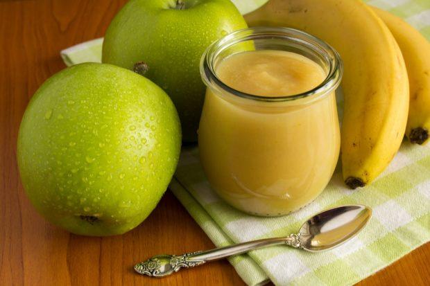 compote pommes bananes 620x413 - Index recettes Companion