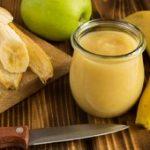 compote pommes bananes2 150x150 - Compote pommes / bananes / vanille (recette Companion)