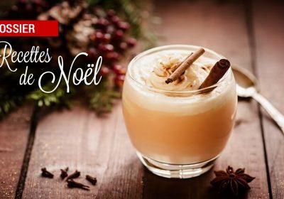 dossier recettes de noel 400x280 - Dossier : Sélection de recettes pour Noël