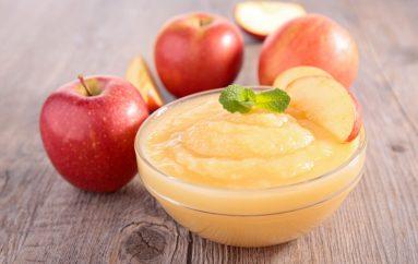 Compote pommes / cannelle (recette Companion)