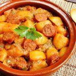 pommes de terre au chorizo 150x150 - Pommes de terre au chorizo (recette Companion)