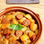 pommes de terre au chorizo3 150x150 - Pommes de terre au chorizo (recette Companion)