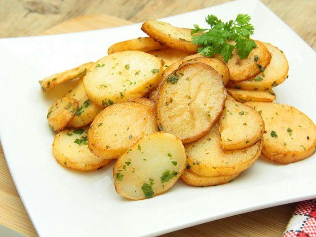Recette De Pommes De Terre Sarladaises Cuisine Blog