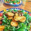 salade aiguillettes canard 1 105x105 - Pommes de terre Sarladaises