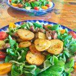 salade aiguillettes canard 1 150x150 - Salade Sarladaise