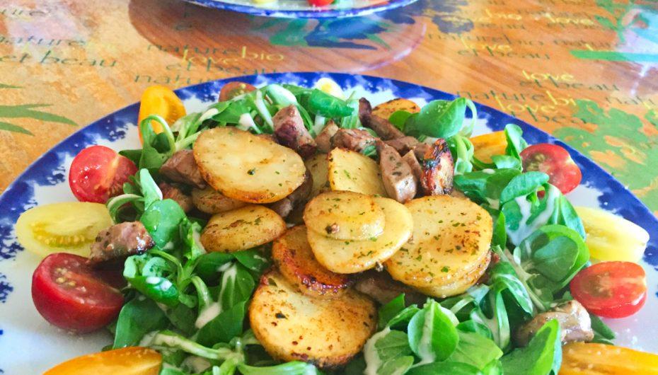 Salade Sarladaise