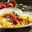 sauce bolognaise 105x105 - Compote pommes / bananes / vanille (recette Companion)