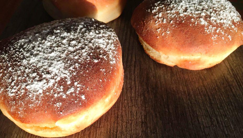 recette de beignets au four recette companion cuisine blog. Black Bedroom Furniture Sets. Home Design Ideas