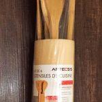 IMG 1554 150x150 - On a testé : Les ustensiles de cuisine en bambou Artecsis