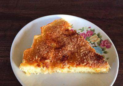 IMG 1674 400x280 - Tarte au sucre (recette Companion)