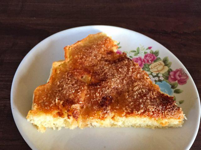 recette de tarte au sucre recette companion cuisine blog. Black Bedroom Furniture Sets. Home Design Ideas