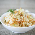 coleslaw 150x150 - Coleslaw (salade chou / carotte)