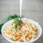 coleslaw4 150x150 - Coleslaw (salade chou / carotte)