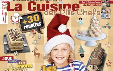 La Cuisine des P'tits Chefs – N°2 Spécial Fêtes