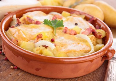fotolia 60240140 subscription xxl 400x280 - Tartiflette