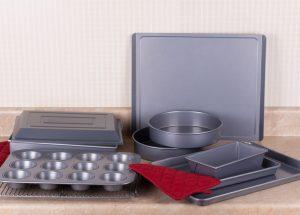 moules plats 300x215 - Adapter une recette à des moules de taille / forme différentes
