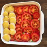 IMG 1907 150x150 - Gratin de pommes de terre et tomates à la provençale
