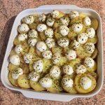 IMG 1908 150x150 - Gratin de pommes de terre et tomates à la provençale