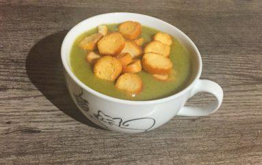 Velouté courgettes et pommes de terre (recette Companion)