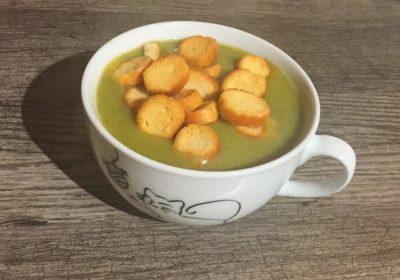 IMG 2001 400x280 - Velouté courgettes et pommes de terre (recette Companion)