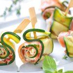 roules courgette saumon 1 150x150 - Roulés apéritifs courgettes, fromage frais, saumon fumé