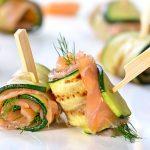 roules courgette saumon 2 150x150 - Roulés apéritifs courgettes, fromage frais, saumon fumé