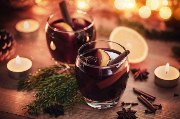 vin chaud 620x412 - Dossier : Sélection de recettes pour Noël